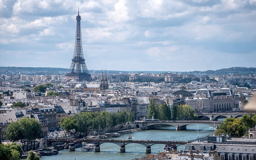 oil and gas companies in paris france
