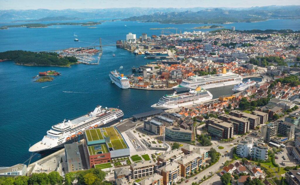 oil and gas companies in stavanger, norway