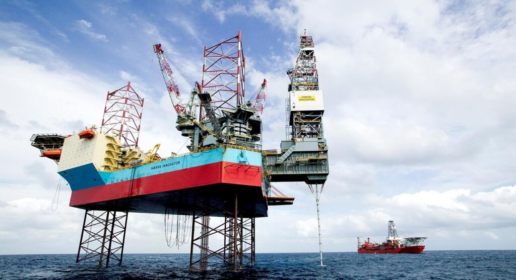 Jack up or Drilling Rigs Jackup Oil Rig