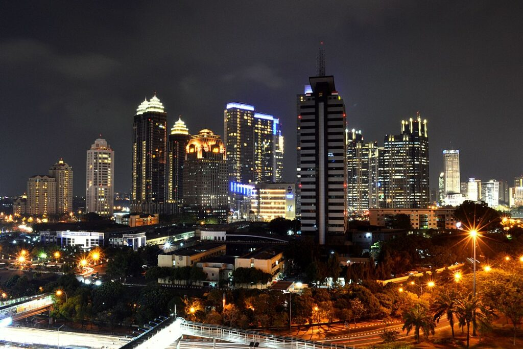 Jakarta, Indonesia, Oil and Gas