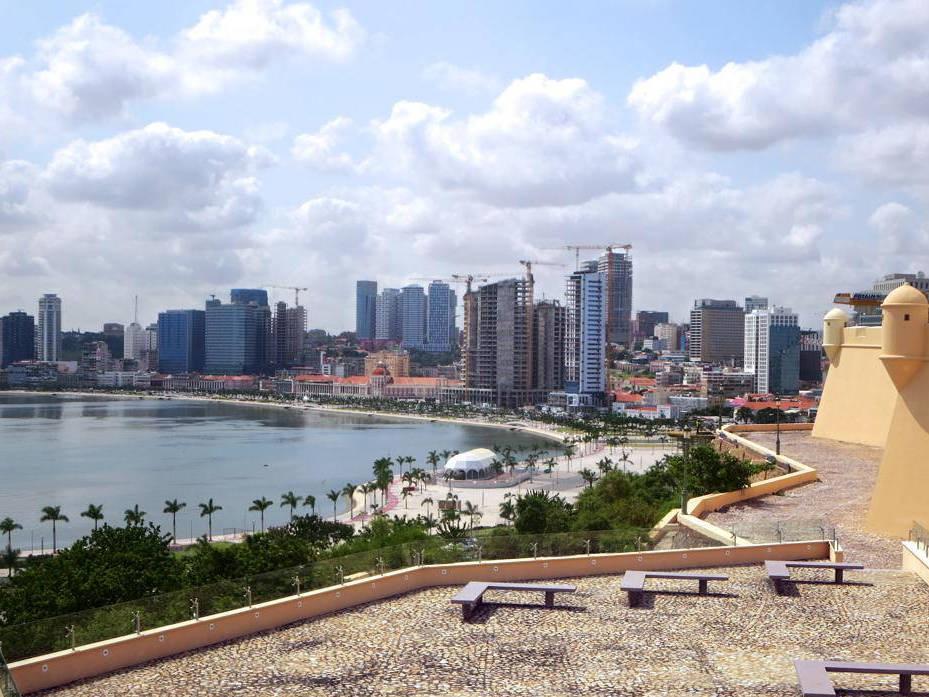 Oil and Gas Companies in Luanda, Angola