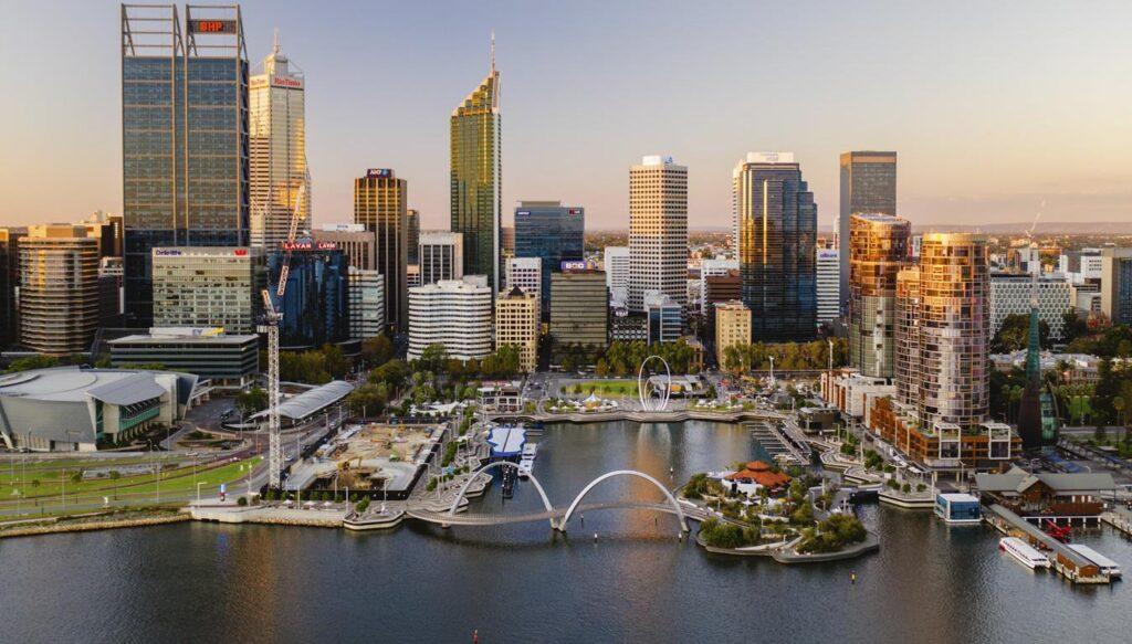 Perth, Australia Oil and Gas