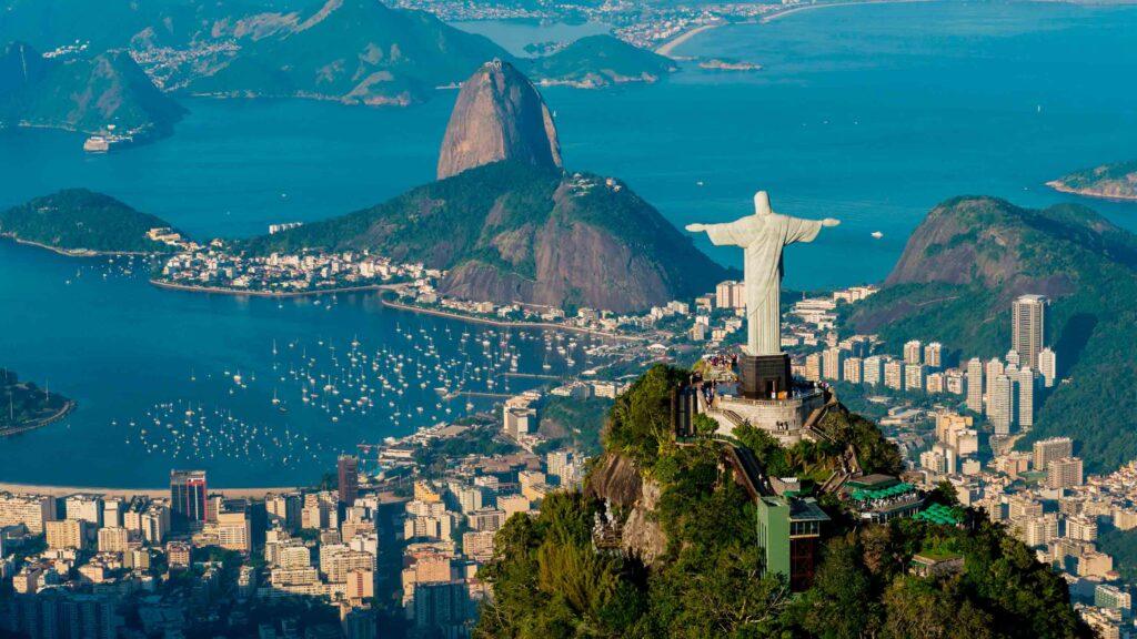 Rio de Janeiro, Brazil, Oil and Gas