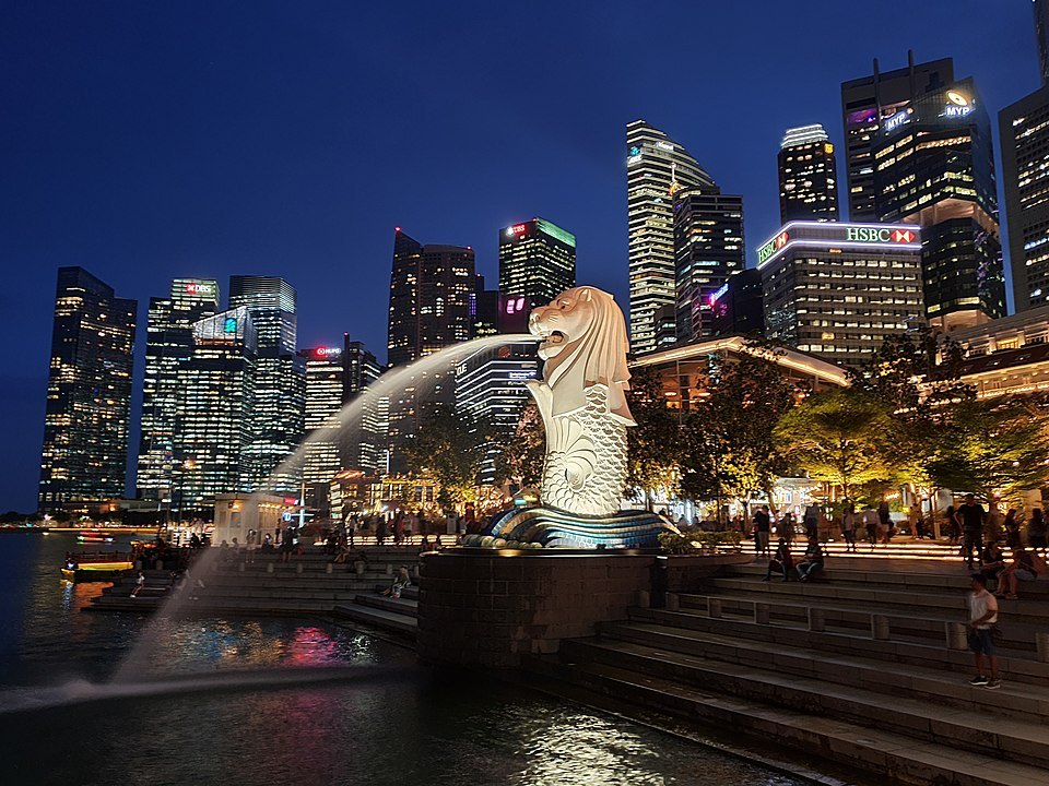Singapore Oil and Gas