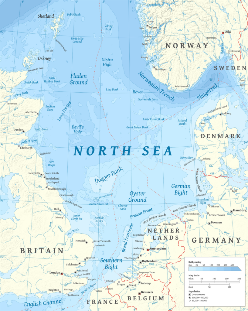 North Sea Subsea Oil and Gas