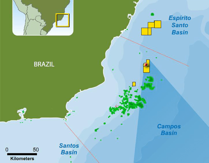 Campos Basin Subsea Oil and gas