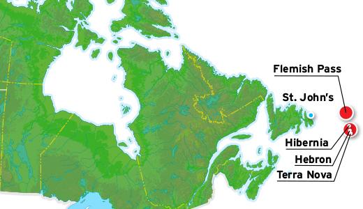 Canada Atlantic Subsea Oil and Gas