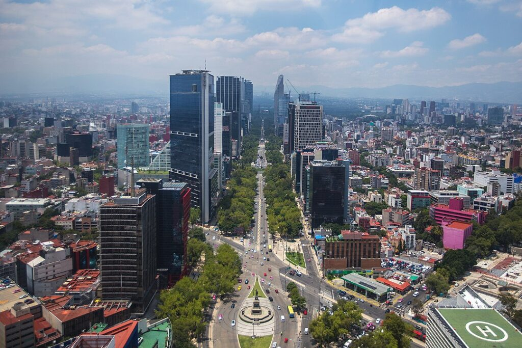 oil and gas companies in mexico city