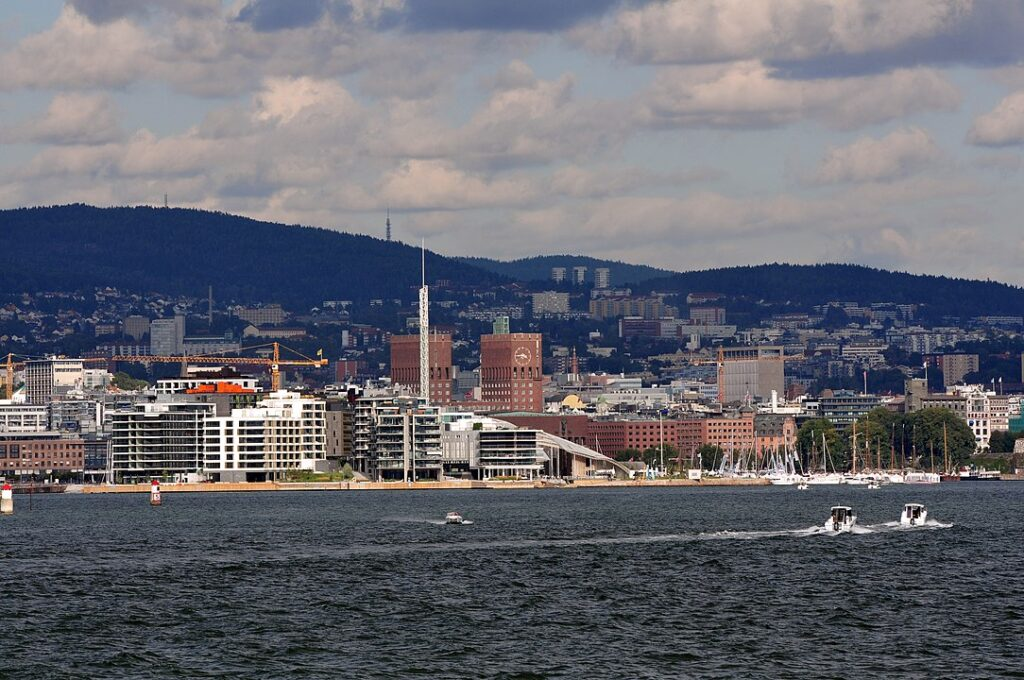 Oil and Gas Companies in Oslo