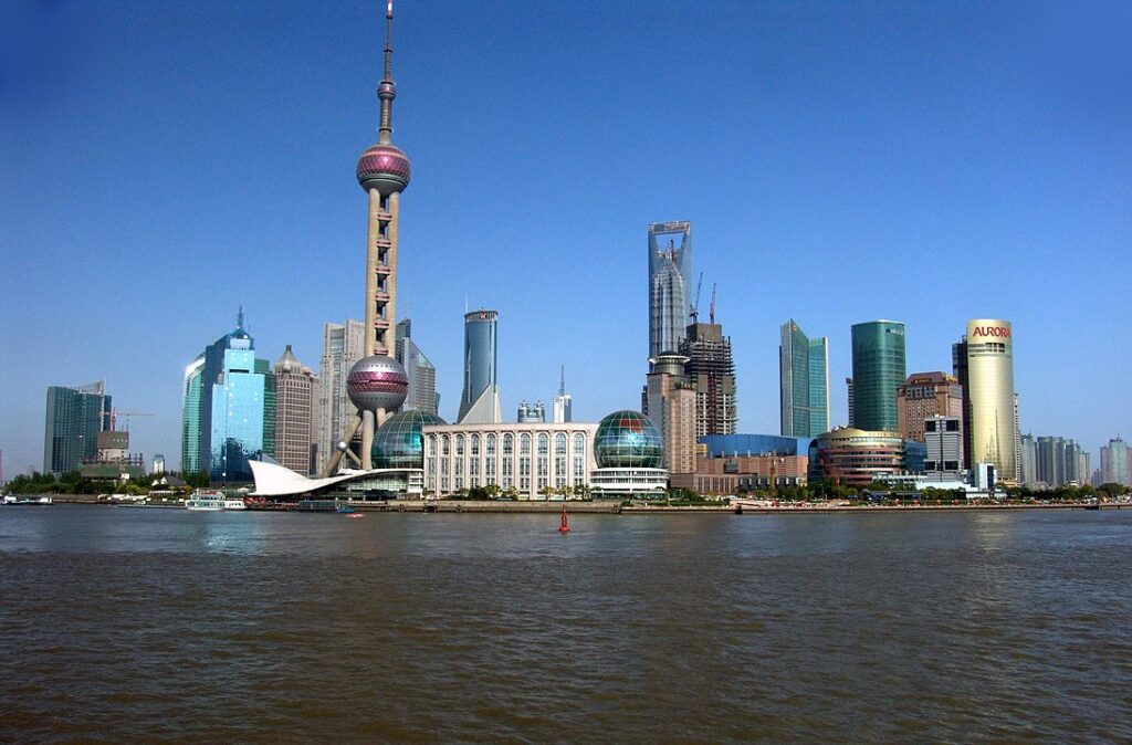 Oil and Gas Companies in Shanghai