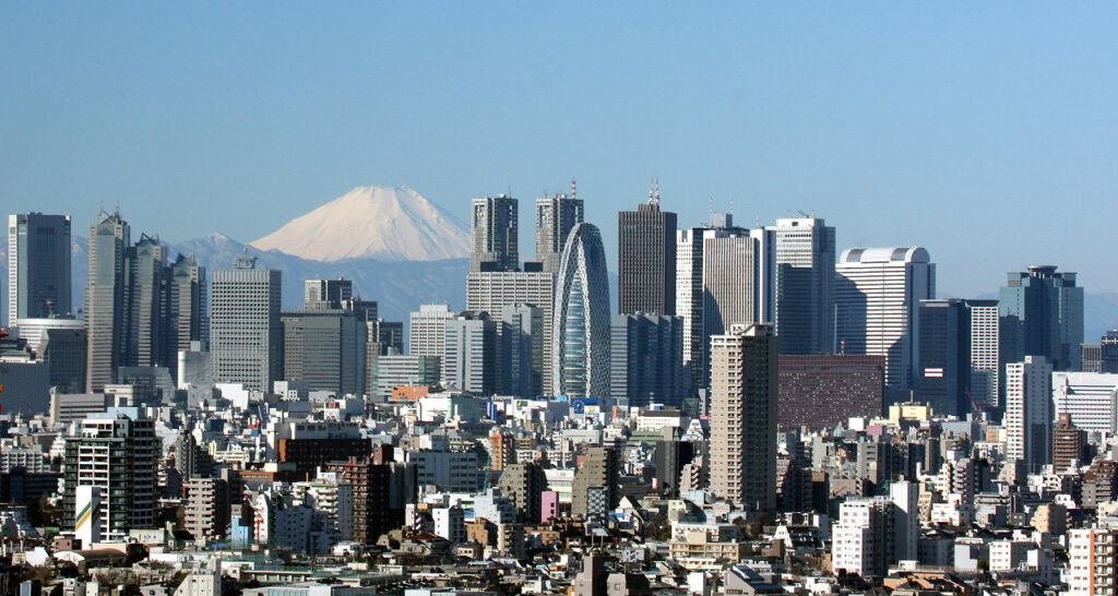 Oil and Gas Companies in Tokyo