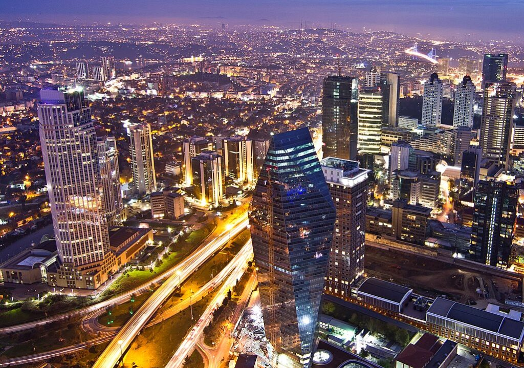 List of oil and gas companies in Istanbul, Turkey