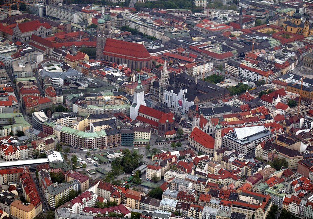 oil and gas companies in munich germany
